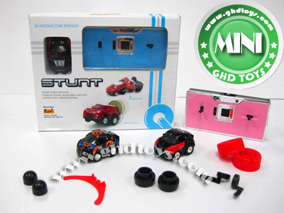 INFRARED 5CH MINI R/C STUNT CAR