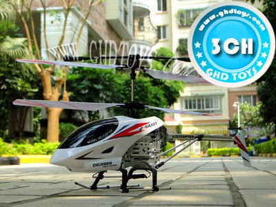 3CH R/C HELICOPTER WITH GYRO(3.5CH)