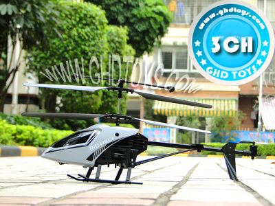 3CH WITH GYRO &LIGTH wireless R/C HELICOPTER