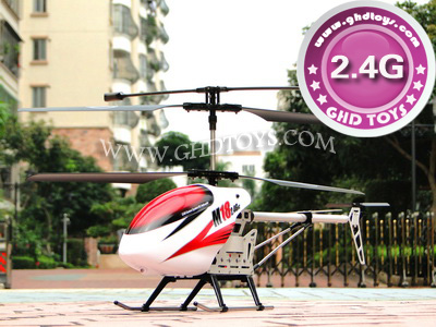 2.4 G gyroscope with remote control helicopter R/C HELICOPTER