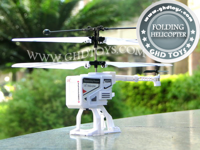 3.5CH folding rc helicopter