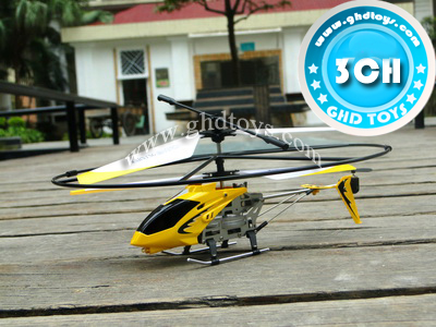 3.5 CH RC helicopter with gyro