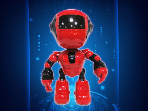 Cabo robot / red ( a non - encapsulated )